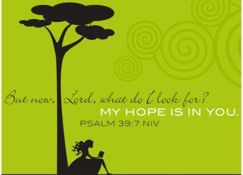 Bible Verses About Hope: 20 Scriptures - FaithGateway