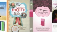 Top 4 mom bibles