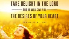 What is worship psalm 37:4