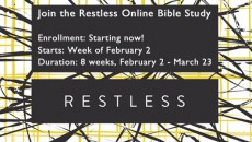 Restless Study FaithGateway Jennie Allen