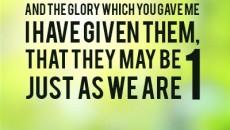 John 17:22