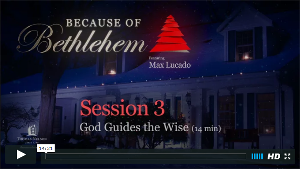 Week 3 - God Guides the Wise