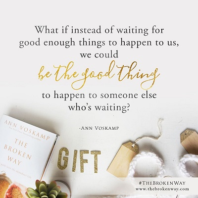 what if you are the good thing