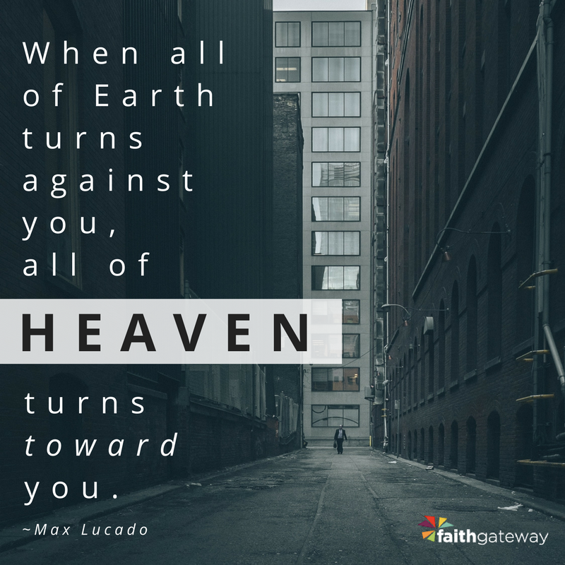When the world turns against you | Max Lucado
