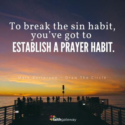 Seek the holy spirit