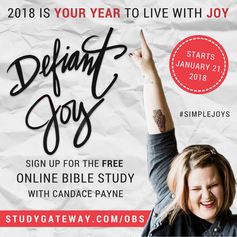 Defiant Joy OBS