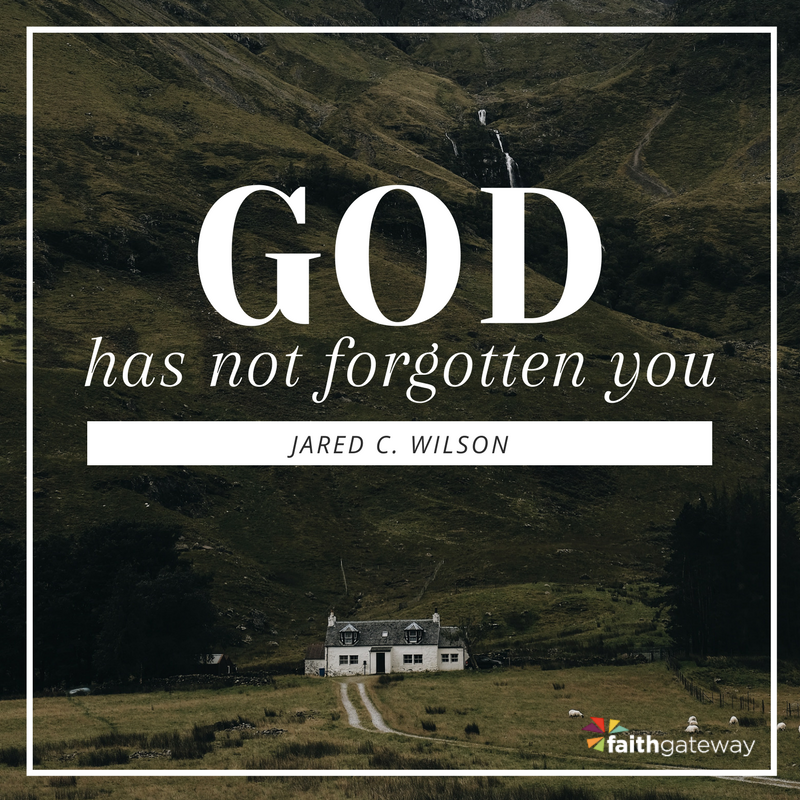 Supernatural Power for Everyday People | God remembers you