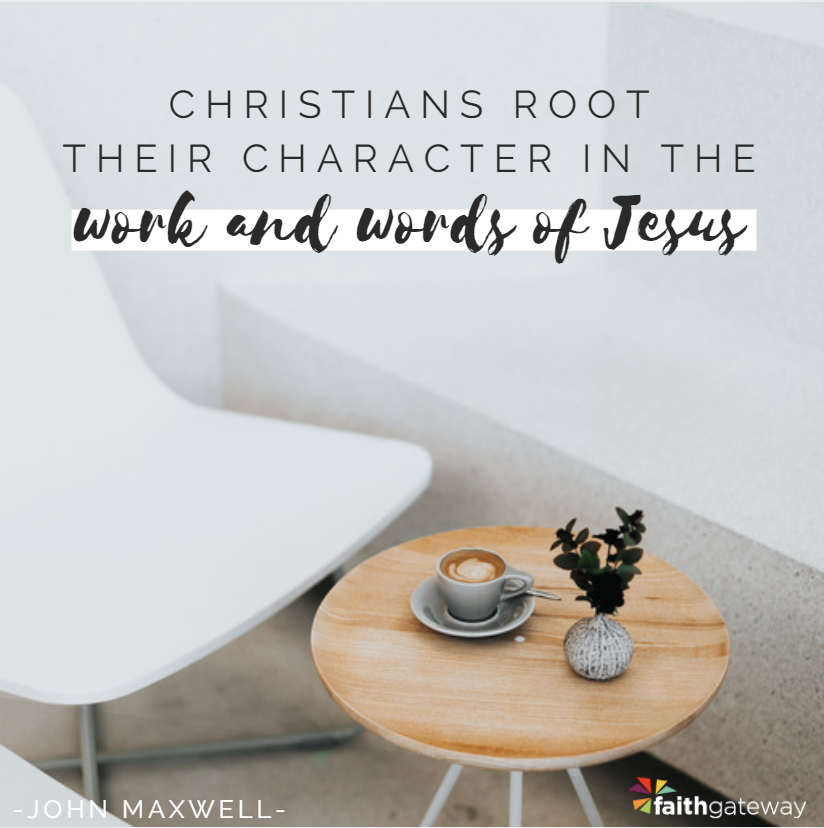 living between the lines | John Maxwell
