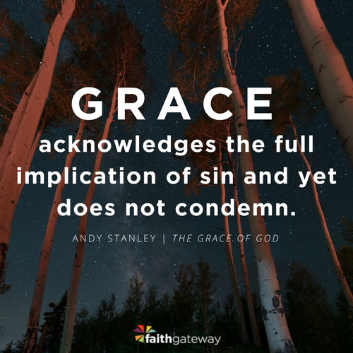 The Grace of God | Andy Stanley