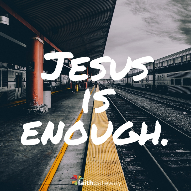 Jesus is Enough | The Comeback by Louie Giglio