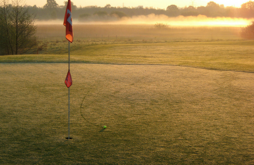 One Shot at a Time | The Winning Way of Golf and Life