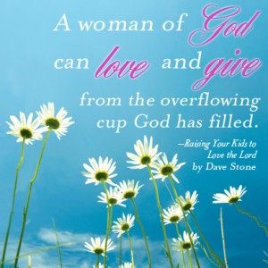 A woman of God