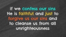 If we confess our sins