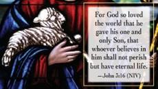 john 3 16 for god so loved