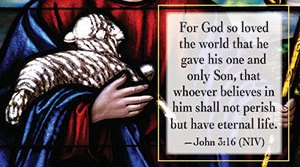 john 3 16 for god so loved