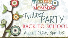 Tommy Nelson Back to School Twitter party