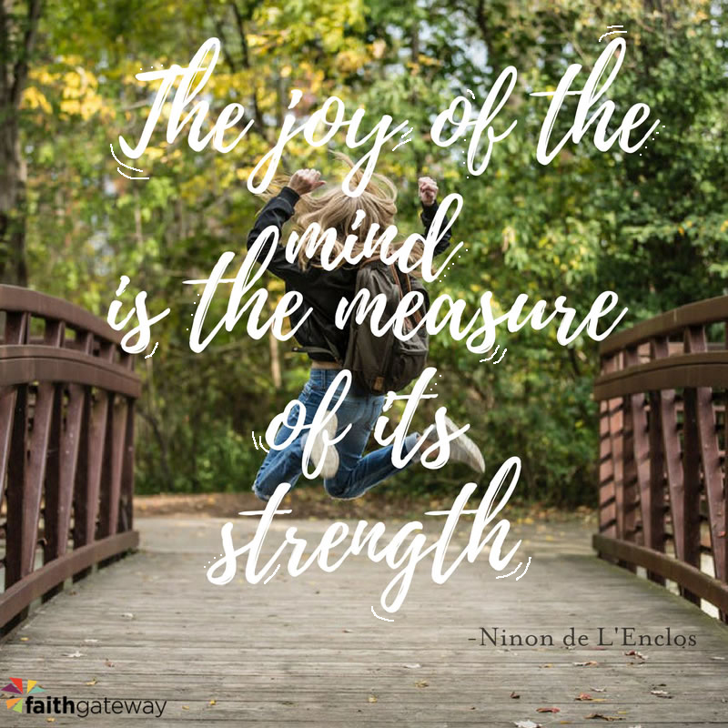 Bible Verses About Joy: 25 Scriptures on Happiness - FaithGateway