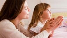 bedtime routine prayer