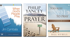 3 studies on prayer