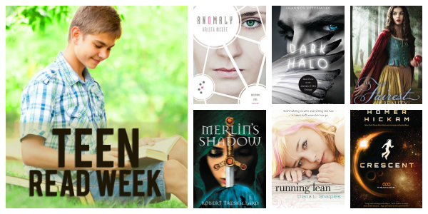 teen read week fiction