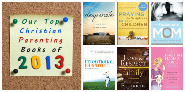 Top Christian Parenting Books 2013