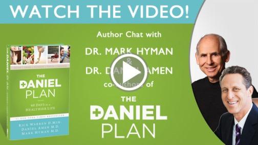 daniel plan video author chat