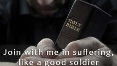 2 Timothy 2:3 like a good solider