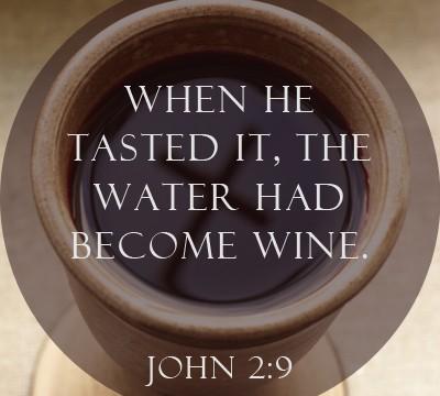 John 2:9