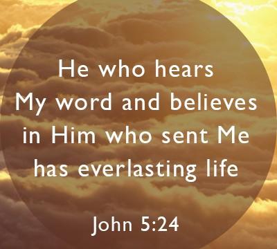 John 5:24