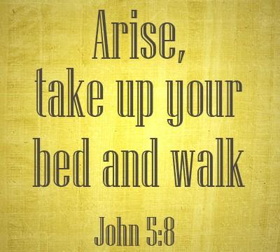 John 5:8