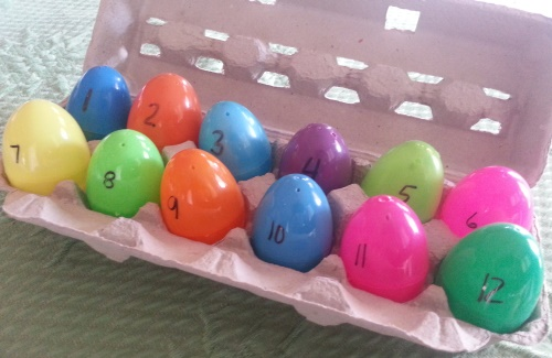 Telling the Easter Story and Jesus' Resurrection with Eggs