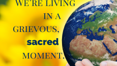 True Fast for a Sacred Moment
