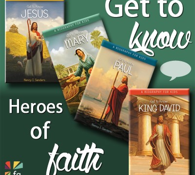 Get to know heroes of faith