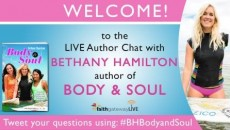 bethany hamilton video author chat