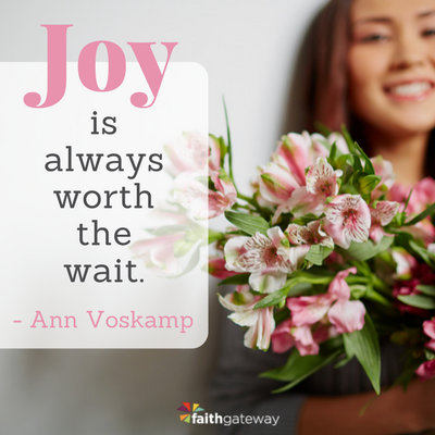 Joy is worth it