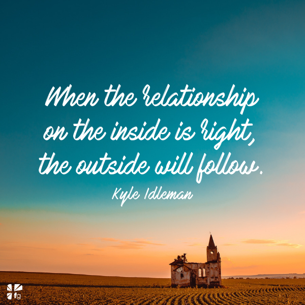 Rules or Relationship - FaithGateway