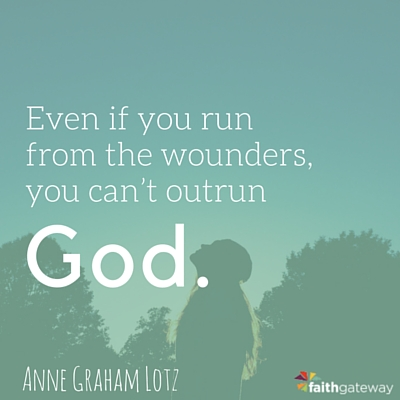 You can't outrun God