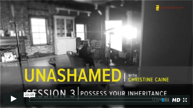 Week 3 - Possess Your Inheritance