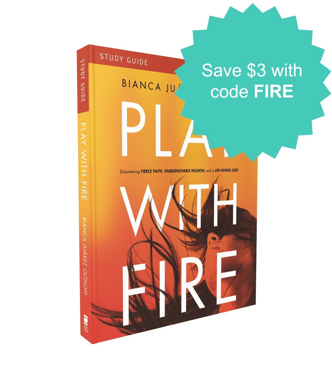 Workbooks spiritual gifts workbook : Play With Fire Online Bible Study - FaithGateway