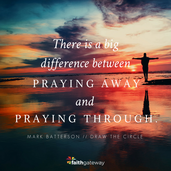 The Purpose of Prayer & Why We Pray | Mark Batterson