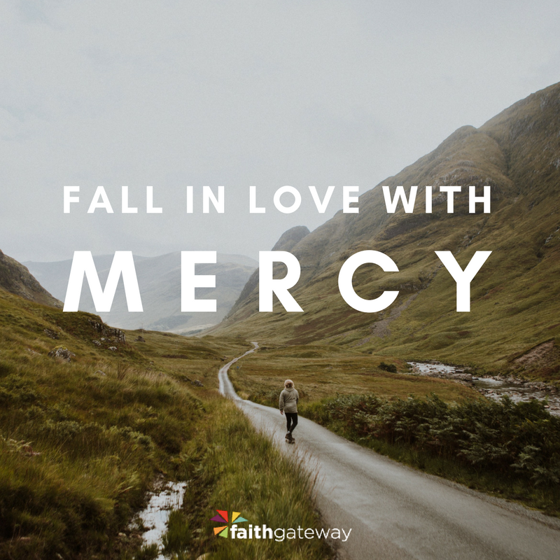 Fall in love with mercy | Sacred Marriage by Gary Thomas