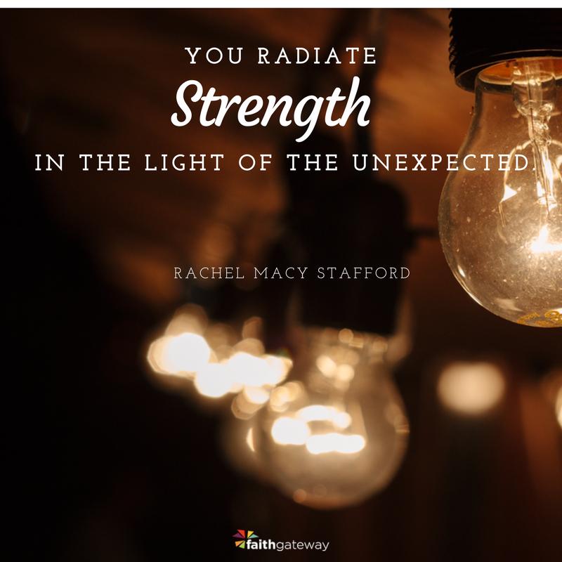 You radiate