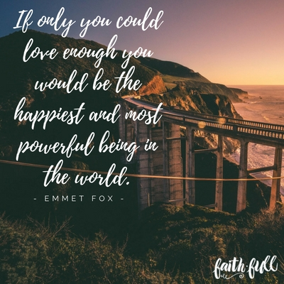 The Power Of Love In Action Faithgateway