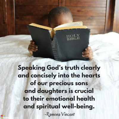 The Bible – God's Love Letter To Our Kids - FaithGateway