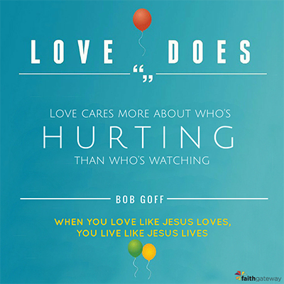 Love Does, from Bob Goff