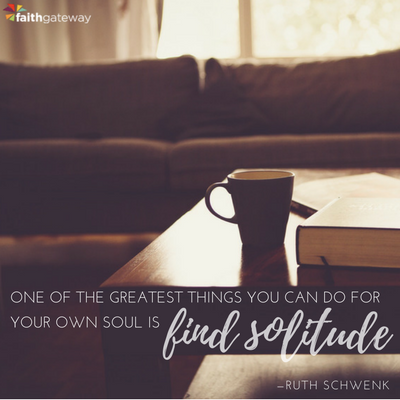 finding solitude