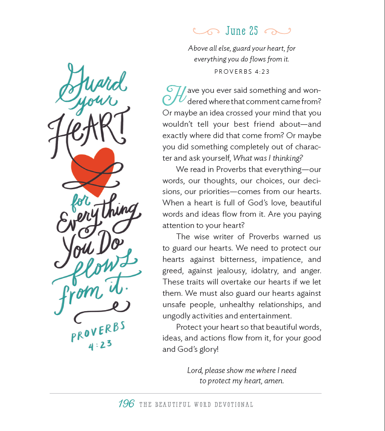 Guard Your Heart - FaithGateway