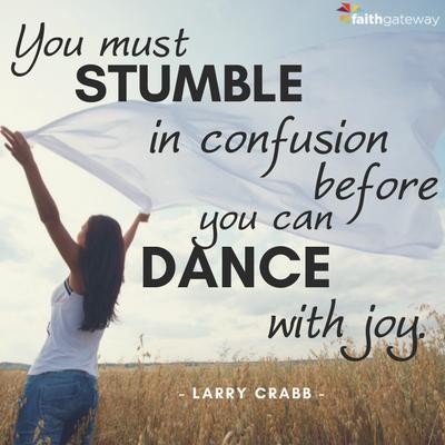 Struggle builds strength