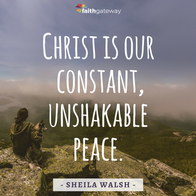 Christ is our peace