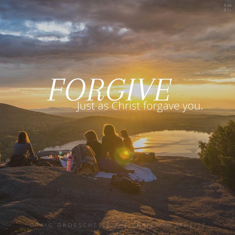 When You Believe in God But Won't Forgive - FaithGateway